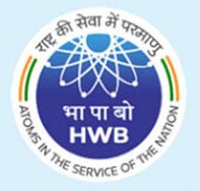 Heavy Water Board (HWB) Recruitment